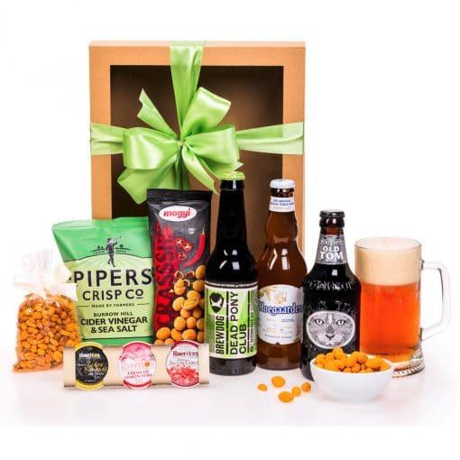 Pivný darčekový box pre mužov